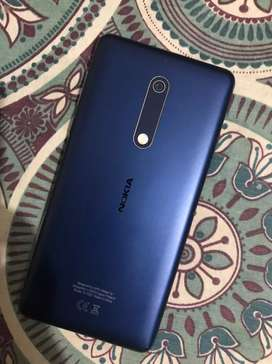 Nokia 5. Pta approved. Dual sim. Only phone