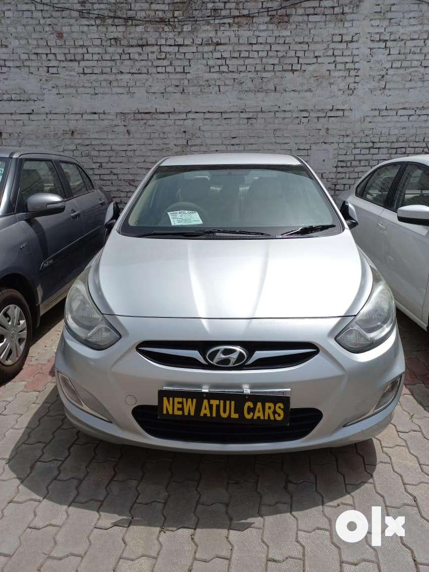 Hyundai Fluidic Verna 1.6 CRDi S(O), 2012, Diesel