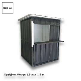 Kontainer Booth
