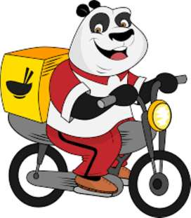 WANTED FOOD DELIVERY BOYS
