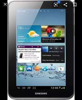 Samsung Galaxy Tab 2 layar 7 inch TAM 8GB