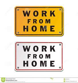 Simple Job Available On Home Based Part Time Work