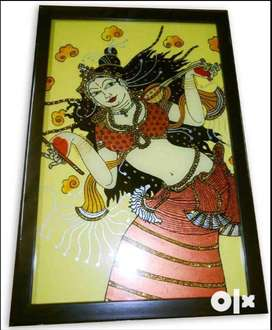 Mural Glass Painting