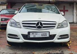 Mercedes-Benz C-Class 2013 Diesel Well Maintained