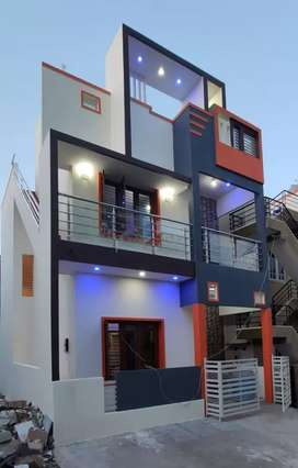 House for sale new house Kanakadasa Nagar near