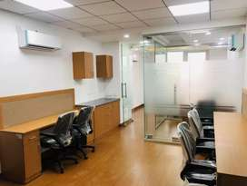 Fully furnished Office For rent at Chandigarh Citi Centre
