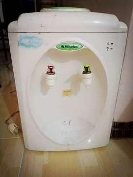 Dispenser air panas dan normal