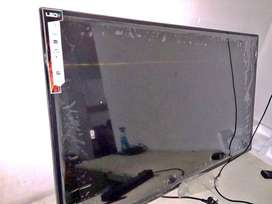 Super saver sale Full Hd brand new imported led tv with 1year warranty