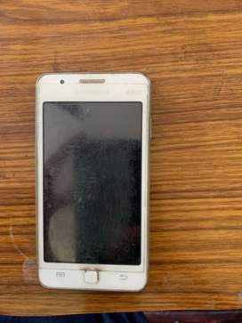 Samsung z1 Tizen model with charger, good working