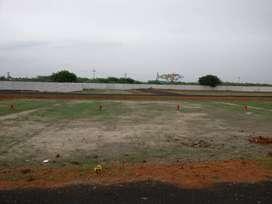 CMDA approved plots  in Thiruninravur Bhakthavatchala perumal temple
