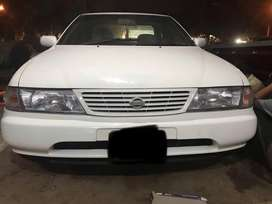 Nissan sunny automatic new engine