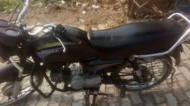 Chla rahi hai koi porblm nahi hai bike ma