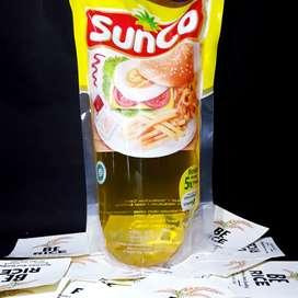 Minyak Goreng Sunco 1Lt
