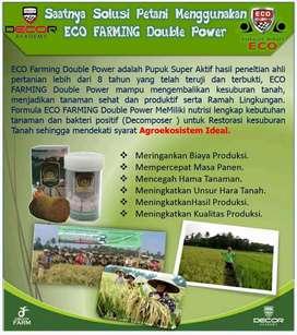 Agen Pupuk Organik Eco Farming