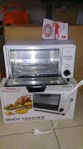 Gratis ongkir bjm - oven listrik maspion ukuran kecil