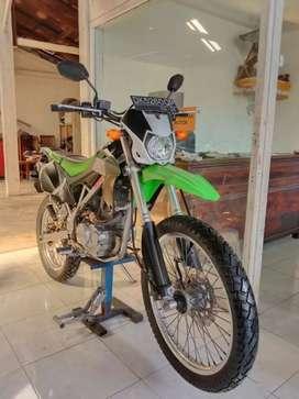 Klx bf 150 cc thn 2016 pajak.off 2x bali dharma.motor