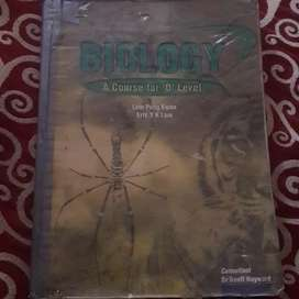 O levels Bio With FREE  past papers FREE SHIPPING