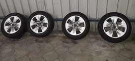 BMW 320d Alloy wheels (set of4) sales