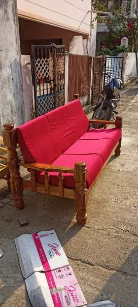 3 seater sofa with out kushion own manfacture whole sale price