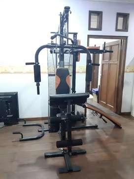 DIJUAL Home Gym Fitness Rumah Barbel Olahraga Training Personal Sehat