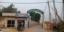 Defence colony plot for sell main sohna road apposit BSF Camp