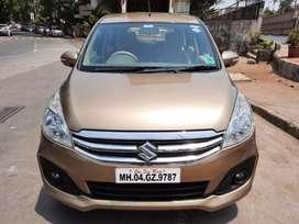 Maruti Suzuki Ertiga VXI CNG, 2015, CNG & Hybrids