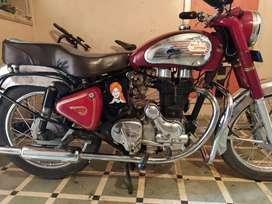 Old model bullet original engine orginal sound