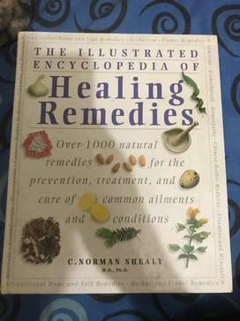 Natural home remedies book for diseases