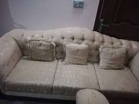 Six seater sofa in excellent condition for sale