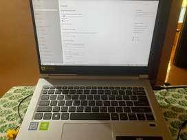 Acer Swift 3 Ultrabook 8GB / 512 GB SSD / 2GB GPU