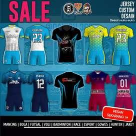 Jersey printing & clothing