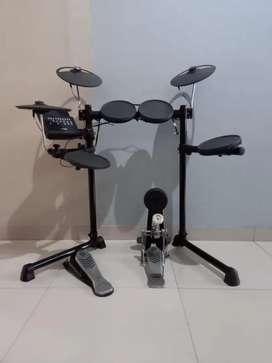 Drum Elektrik Yamaha DTX 450