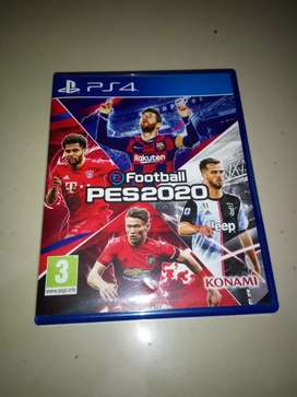 Pes 2020 ps4 second