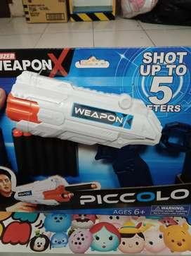 Mainan anak weapon cruzer baru. Bisa bayar di tempat