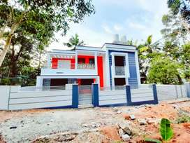 STYLE HOUSE KARYAVATTOM NALUMUKKU 5 CENT 1650 SQFT 4BED ROOMS