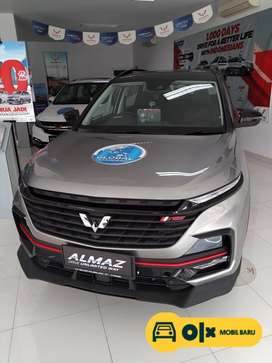 [Mobil Baru] WULING ALMAZ RS 2021 PROMO PPNBM 0%
