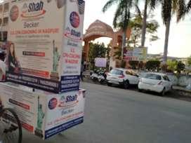 Advertising rickshaw