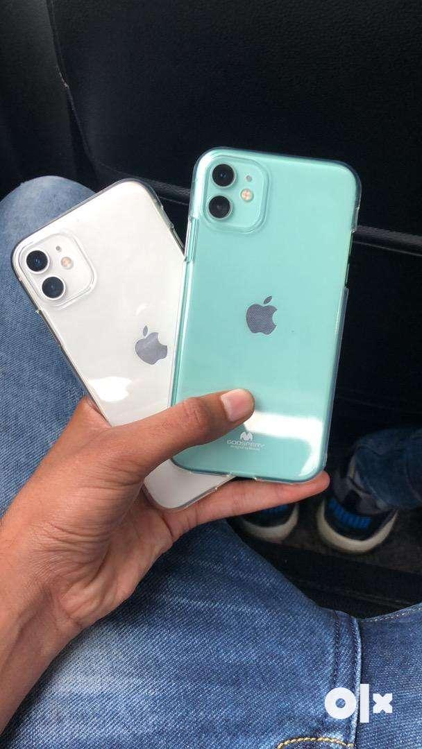 Iphone-11 64gb white colour