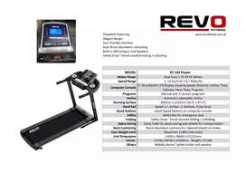 Revo RT 103 Treadmill, Running Machine, Auto Running Machine.