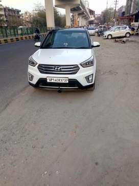 Hyundai Creta 1.6 SX Plus, 2015, Diesel