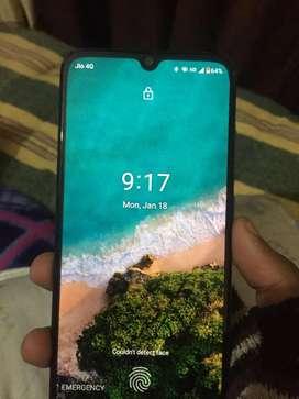 Xiaomi A3 blue color 64 gb