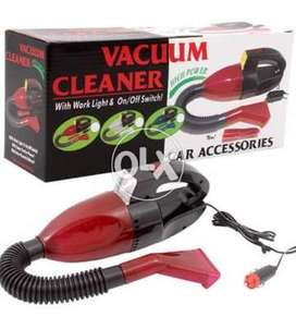 Box Packed Car Vacuum Cleaner With Powerful Search Light