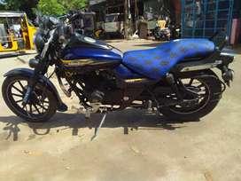 Avenger 150 blue