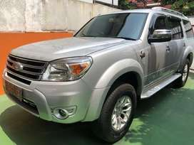 Ford Everest XLT 4x2AT 2012