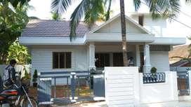 thrissur peramangalam 9 cent 3 bhk new stylish villa