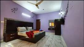 Furnished Rooms For Families/Short Stay/Night Stay