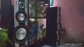 Speaker aktif politron murah