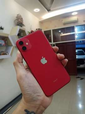 IPhone 11 64GB ex GARANSI IBOX