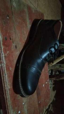 Open PO sepatu kulit