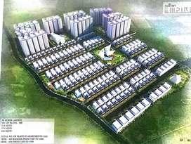 Empire high rise flats and villas kollure